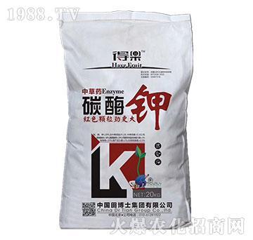 中草药碳酶钾-得果-田博士