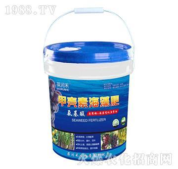 甲壳素海藻肥-绿曼生物