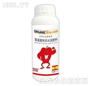 1L含氨基酸有机水溶肥料-天然刺激素-农利股份