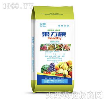 果力康-含腐植酸水溶肥料-绿邦