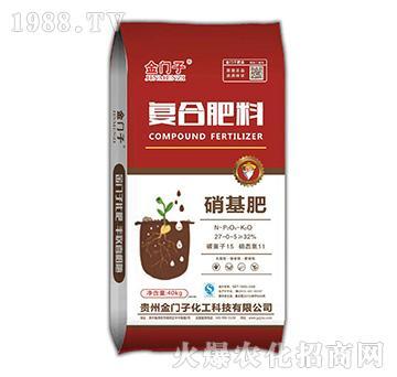 復合肥料27-0-5-硝基肥-金門子