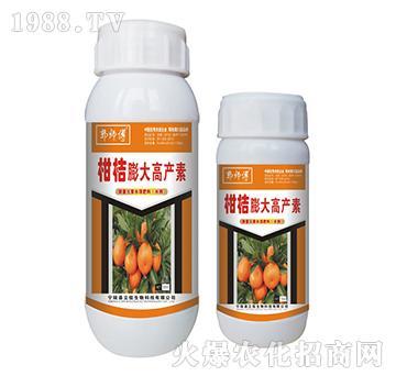 柑橘膨大高产素-郭师傅-立信生物