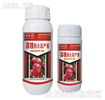 荔枝膨大高产素-郭师傅-立信生物