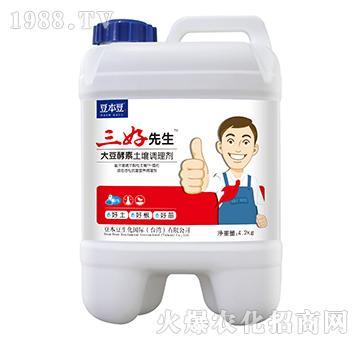 大豆酵素土壤改良剂(桶