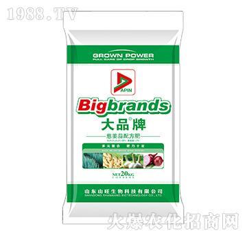 大品牌葱姜蒜配方肥-山旺