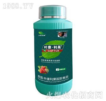 500ml多肽氨基素长效液肥-草莓专用-叶康利果