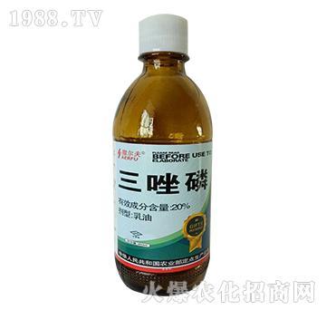 20%三唑磷-科瑞达