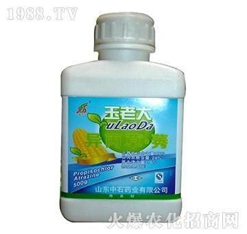 40%异丙草莠-玉老大-中石