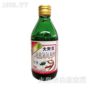4.5%高效氯氰菊酯-大歼灭-中石