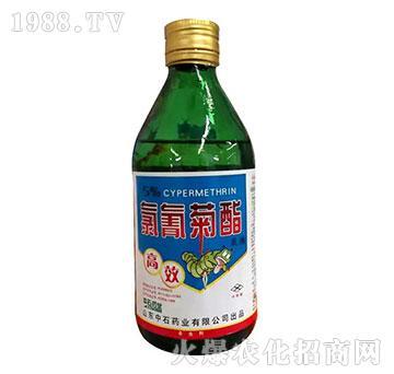 5%高效氯氰菊酯乳油-中石