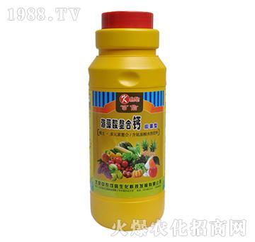 海藻酸螯合钙膨果型-田乐肥业