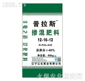 掺混肥料12-16-12-普拉斯-辽化肥业