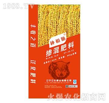 掺混肥料27-13-12-种相随-辽化肥业