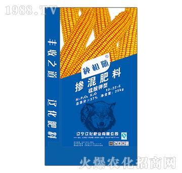 掺混肥料10-22-5-种相随-辽化肥业