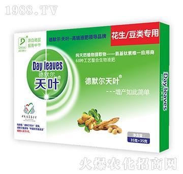 花生/豆类专用叶面肥-
