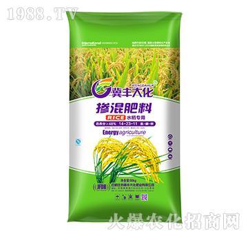 掺混肥料(水稻专用)14-23-11-冀丰大化
