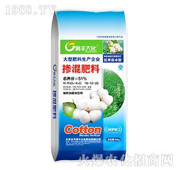 掺混肥料18-12-22-冀丰大化