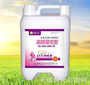 高磷促花型大量元素水溶
