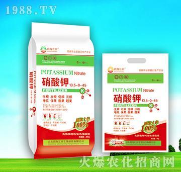 硝酸钾13.5-0-4