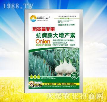 葱姜蒜韭菜抗病膨大增产