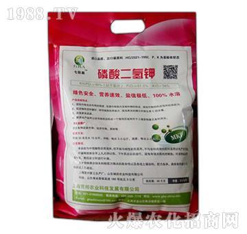 磷酸二氢钾-七彩果-贯邦