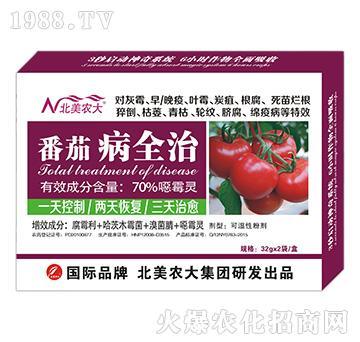 番茄病全治-北美农大