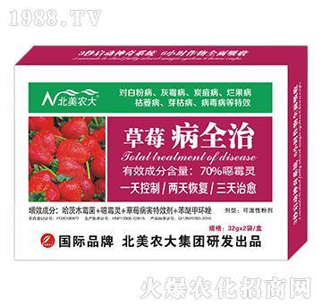 草莓病全治-北美农大