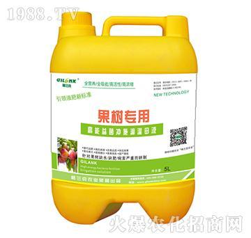 果树专用高能益菌冲施滴灌母液-格兰克