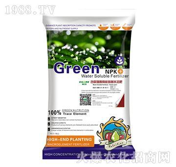 含腐植酸高能益菌水溶肥-格兰克