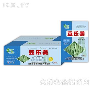 豆乐美豆角专用肥16-6-18+TE-芭田绿禾