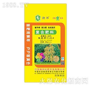 复合肥料17-20-8