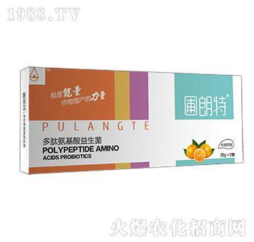 柑橘需配-多肽氨基酸益生菌-圃朗特