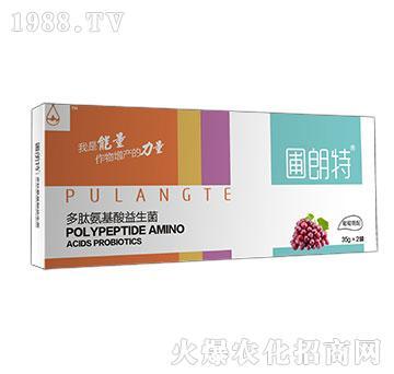 葡萄需配-多肽氨基酸益生菌-圃朗特