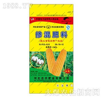 掺混肥料28-10-1