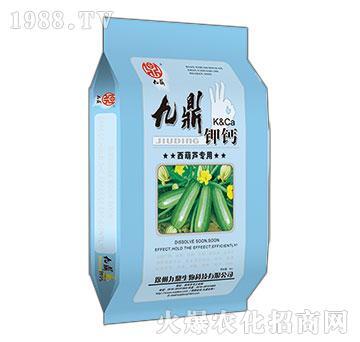 西葫芦专用九鼎钾钙-地