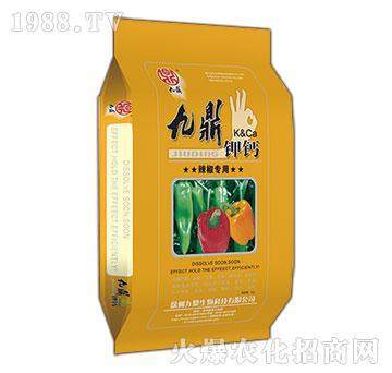 辣椒专用九鼎钾钙-地邦