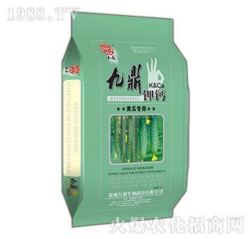 黄瓜专用九鼎钾钙-地邦