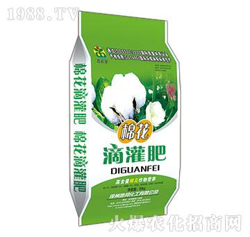 棉花滴灌肥-地邦泉