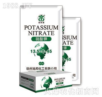 硝酸钾13.5-0-45-地邦泉