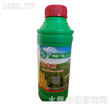 大豆专用复合微生物肥料-杨康