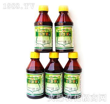 封地灵-药材专用除草剂-皖北除草剂