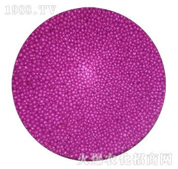 紫色树脂包膜尿素-忠农肥业