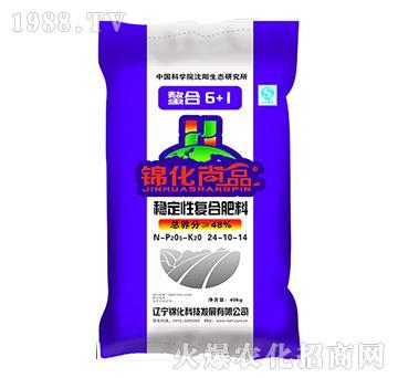 稳定性复合肥料24-10-14-锦化尚品-锦化科技
