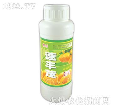 速丰茂柑橘专用型-柳创农化