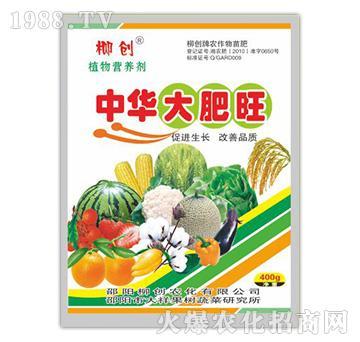 中华大肥旺-柳创农化