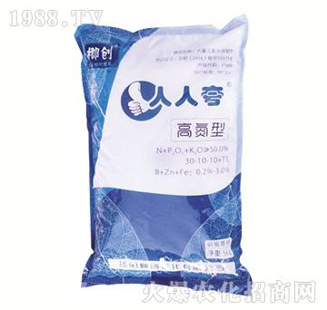 人人夸高氮型30-10-10+TE-柳创农化