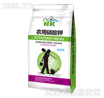 农用硝酸钾13.5-0-46-农科化工