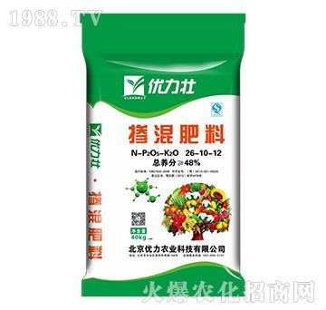 优力壮掺混肥料26-10-12-优力农业