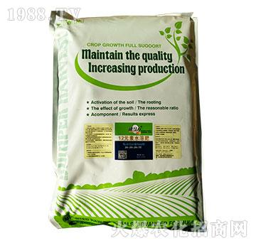 速马力12元素水溶肥(粉剂)20-20-20+TE-中澳西农