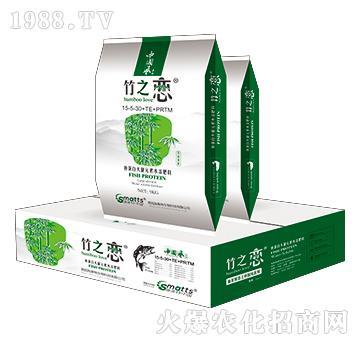 鱼蛋白大量元素水溶肥15-5-30+TE+PRTM(箱)-竹之恋-施美特